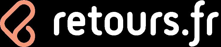 Logo retours.fr light